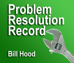 Problem-Resolution-Record