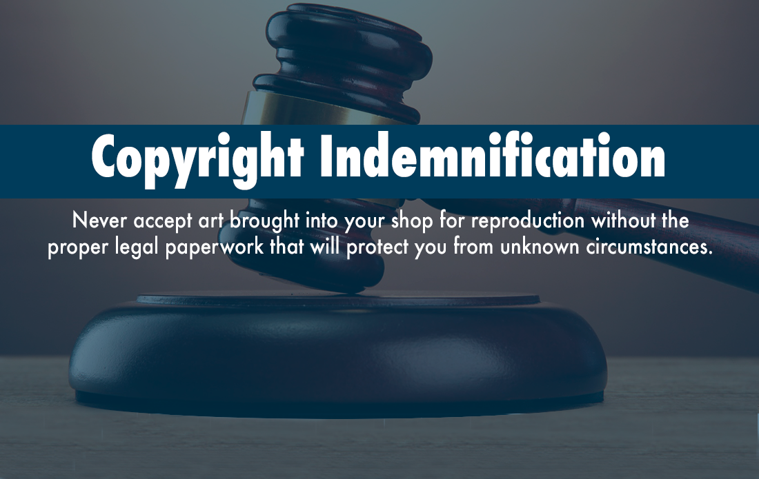 copyright-indemification