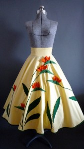 Juli Lynne Bird of Paradise Skirt
