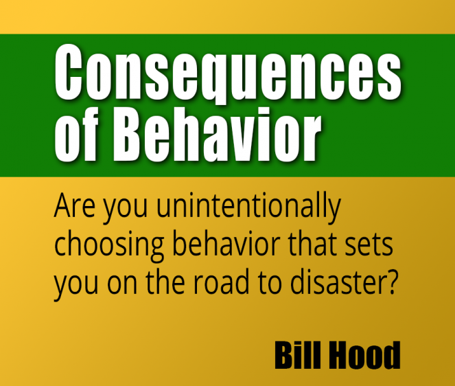 Consequences-Of-Behavior