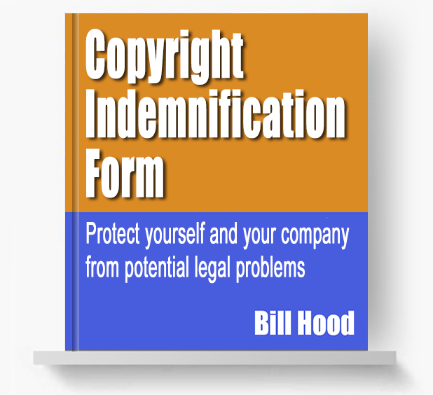 Copyright-Indemnification--Form