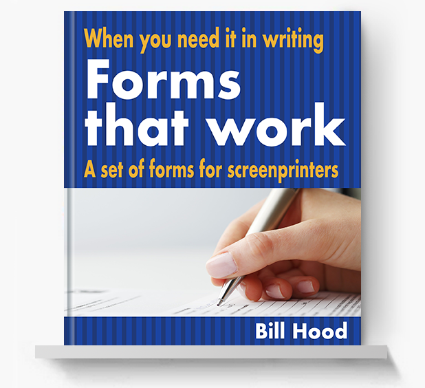Forms That Work - Screen Print Books