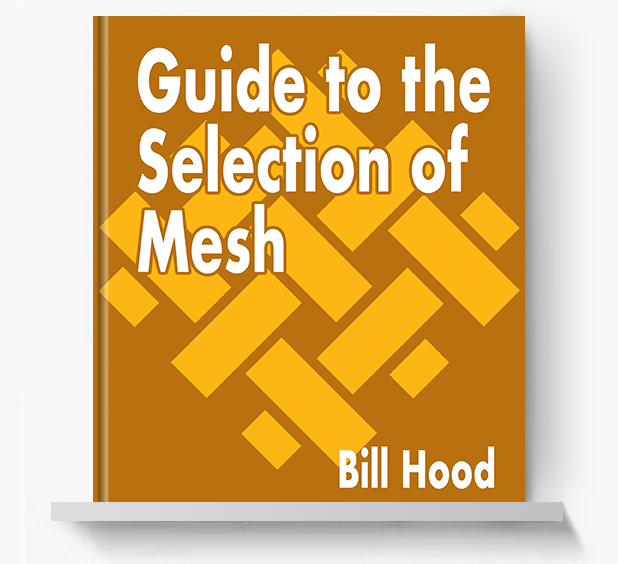 Guide to the Selection of Mesh - Screen Print Books