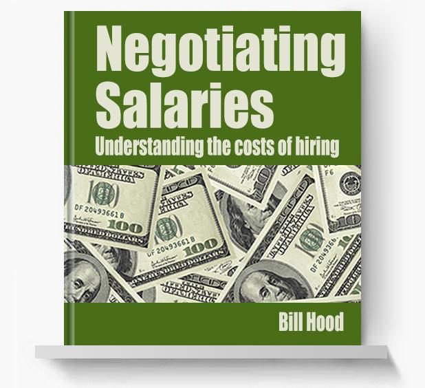 Negotiating Salaries - Screen Print Books