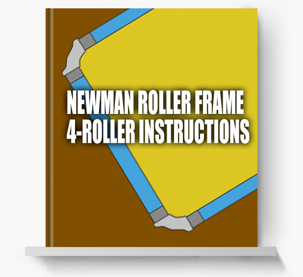 Newman 4 Roller Instruction - Screen Print Books