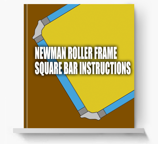Newman Square Bar Instruction - Screen Print Books