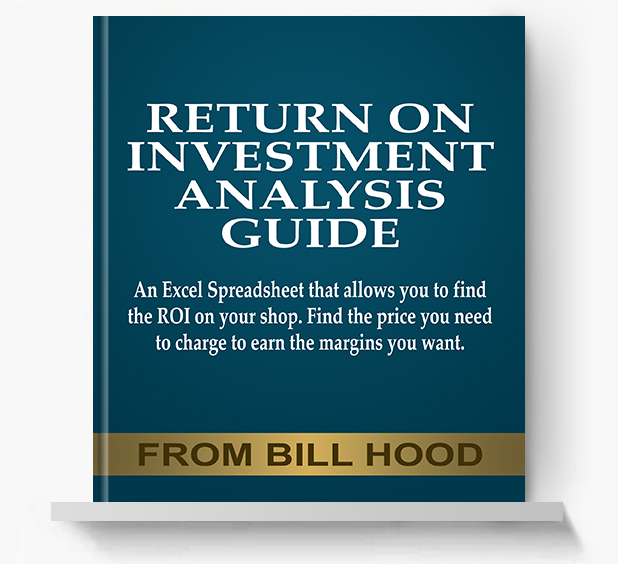 Return on Investment Analysis Guide - Screen Print Books