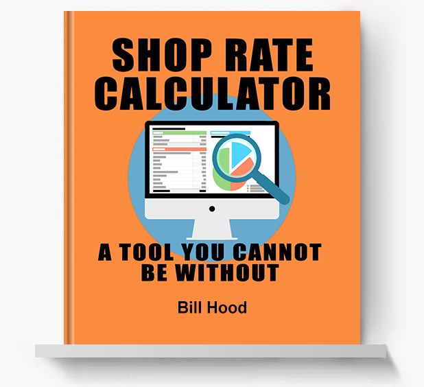Shop Rate Calculator - Screen Print Books