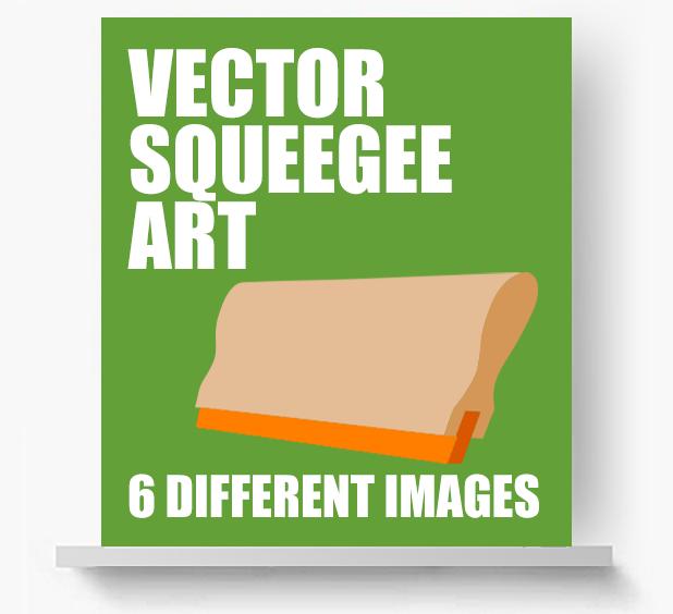Vector-Squeegee-Art