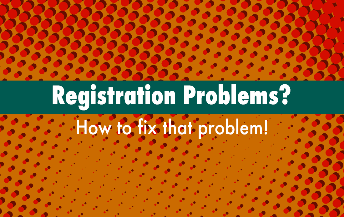 registration-problems